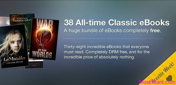 All-time Classic eBooks