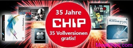 CHIP 35th Birthday Giveaway