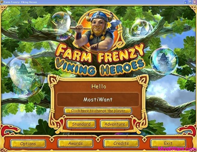 Farm Frenzy - Viking Heroes PC Game