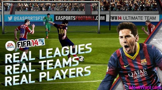 Fifa 14 Game By Ea Sports