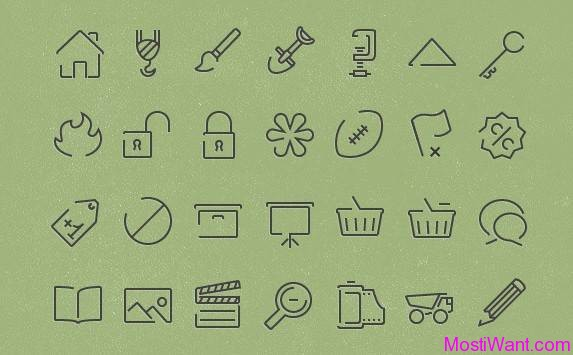 Minimal (400+ vector icons)
