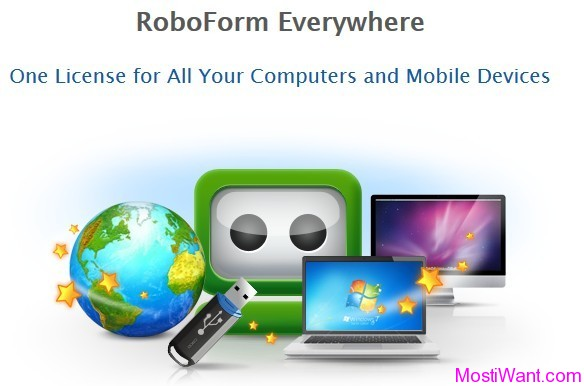 RoboForm Everywhere