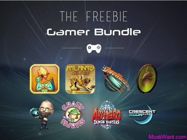 The Freebie Gamer Bundle