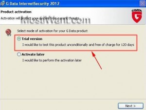 G Data Internet Security 2012 Free Trial