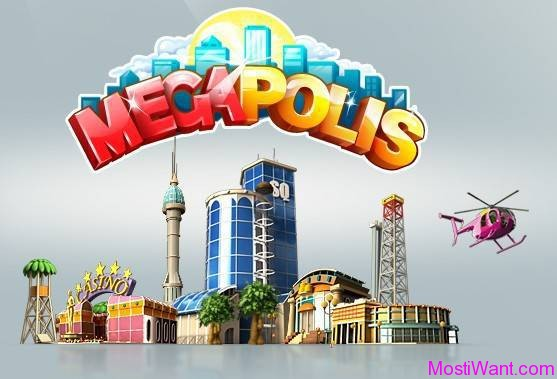 Megapolis HD iOS Game