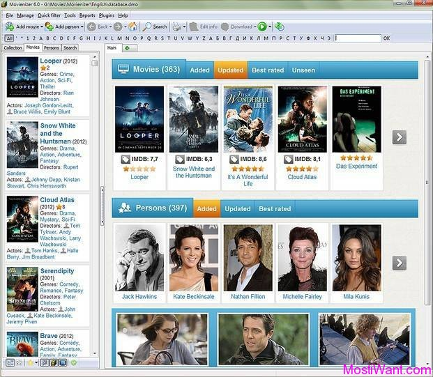 Movienizer 6.3 Free Full Version Serial Key @ GOTD