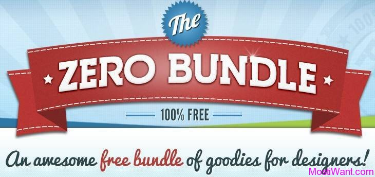 Zero Bundle - Free Bundle for Web Designers