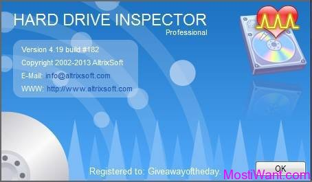 Hard Drive Inspector Professional Full Version