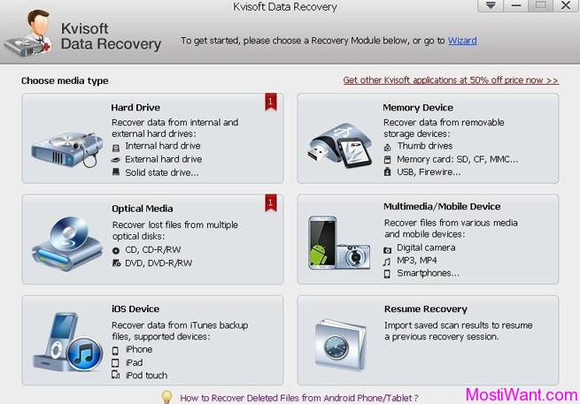 Kvisoft Data Recovery