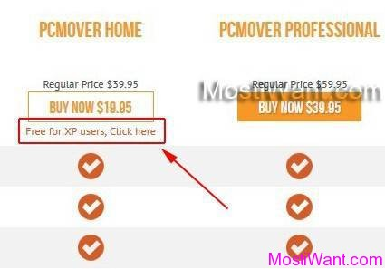 PCmover 8 Home Giveaway
