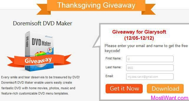 Doremisoft DVD Maker For Free