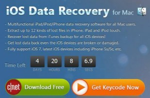 Leawo iOS Data Recovery for Mac For Free