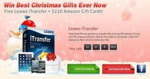 Leawo iTransfer Christmas Edition For Free