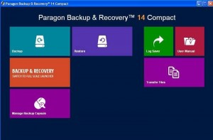 Paragon Backup & Recovery 14 Compact Edition
