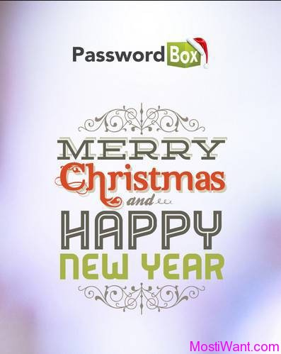 PasswordBox Free Lifetime Subscription
