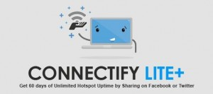 Connectify Lite+