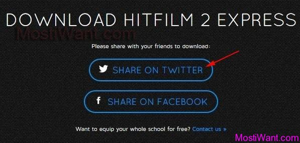 Download HitFilm 2 Express 1