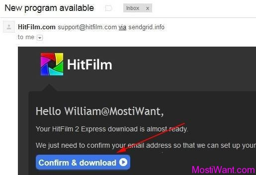 Download HitFilm 2 Express 4