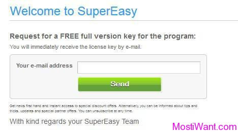 SuperEasy 1-Click Backup Free Giveaway