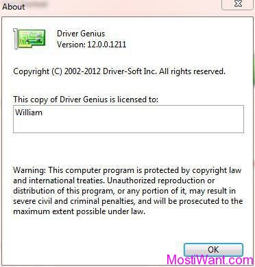 Driver Genius 12 Professional Edition Full Version