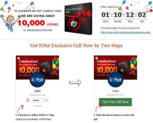 IObit Driver Booster PRO Free Giveaway