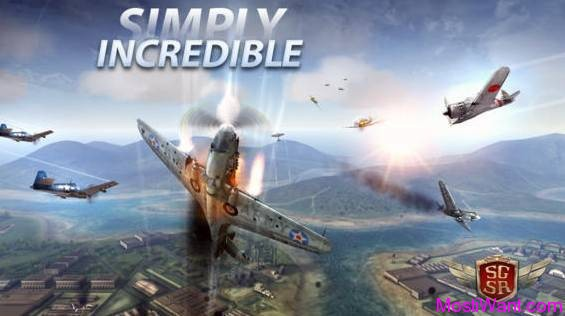 Sky Gamblers Storm Raiders iOS Game