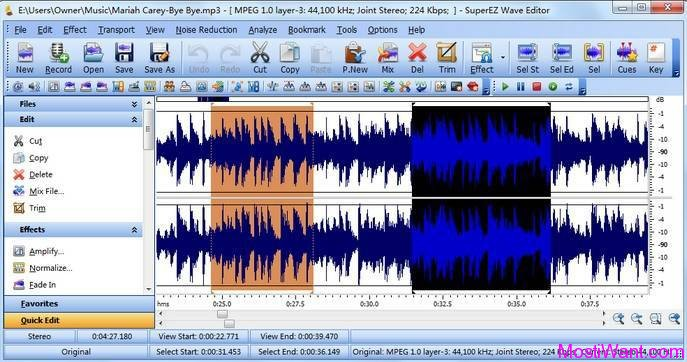 SuperEZ Wave Editor Free Download Serial Key - Most i Want
