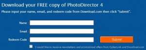 Download Free CyberLink PhotoDirector 4 Ultra