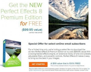 Perfect Effects 8 Premium Edition for FREE