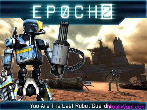 EPOCH.2 iOS Game