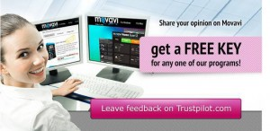 Get A Free License Key for a Movavi Program of Your Choice
