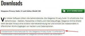 Steganos Privacy Suite 15 Free Giveaway 2