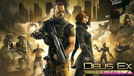 Deus Ex: The Fall iOS Game