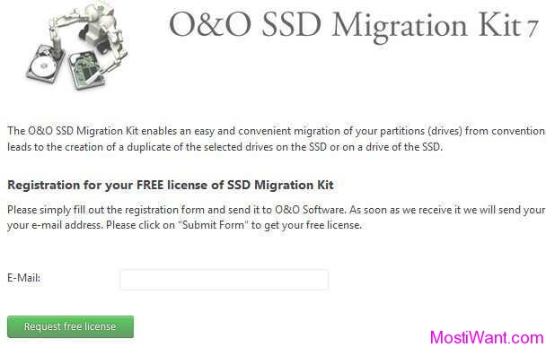 O&O SSD Migration Kit 7 Giveaway