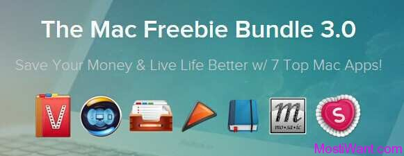 The Mac Freebie Bundle 3.0