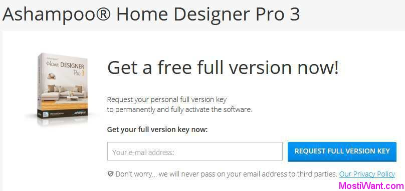 Ashampoo Home Designer Pro 3 Full Version Giveaway