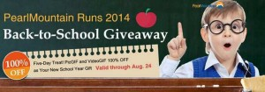 PearlMountain Back To School Giveaway