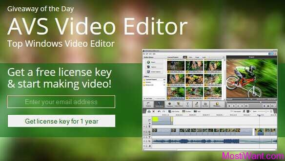 AVS Video Editor Free Giveaway