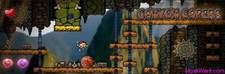 Canyon Capers PC Game