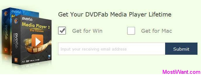 DVDFab Media Player Giveaway