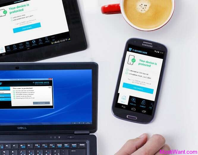 F-Secure SAFE Free 6 Months Subscription (PC, MAC, and Mobile