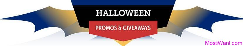 Softpedia Halloween Giveaways