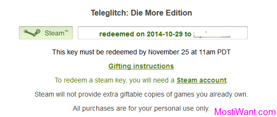 Teleglitch: Die More Edition Free Steam Key