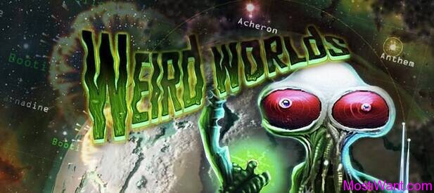 Weird Worlds: Return to Infinite Space PC Game