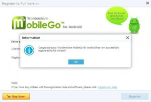 Wondershare MobileGo For Android Free Full Version