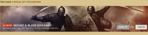 Mount & Blade PC Game For Free