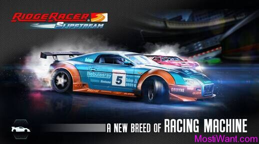 Ridge Racer Slipstream iOS Game