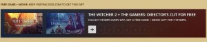 The Witcher 2 Game For Free