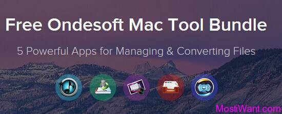 Ondesoft Mac Tool Bundle
