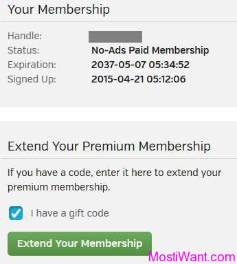 Weather Underground Premium Membership